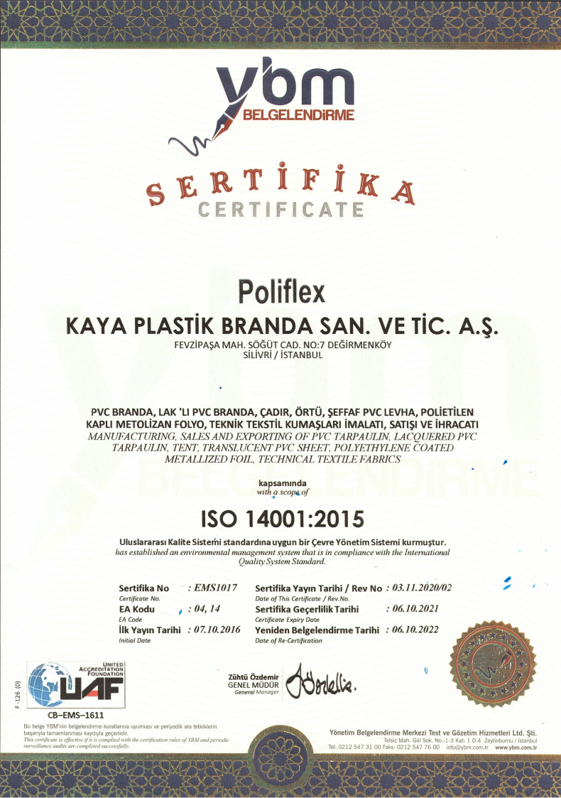 ISO 14000-2015